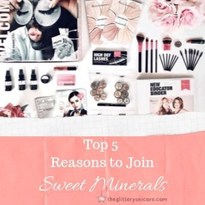 Top 5 Reasons to Join Sweet Minerals